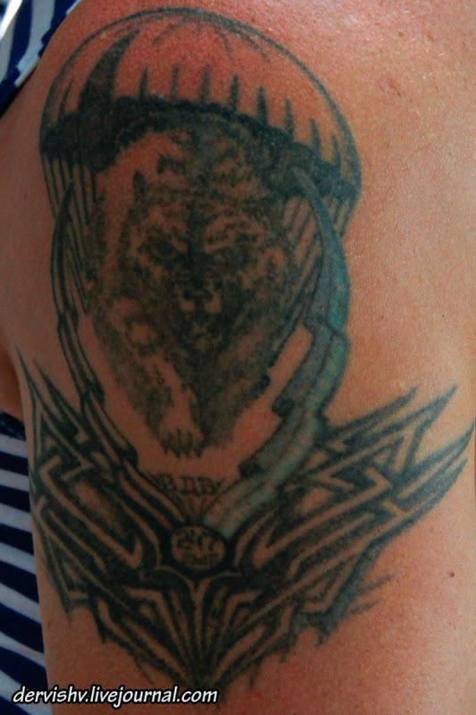 389Армейские татуировки мчпв