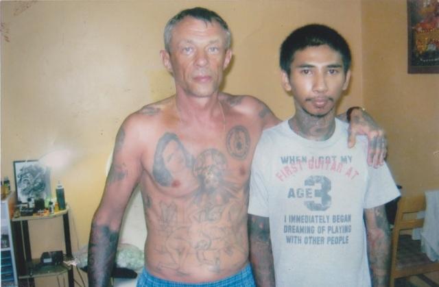 Тюремные татуировки и их значения в криминальном мире