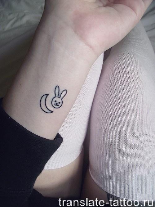 Татуировок на запястье для девушек