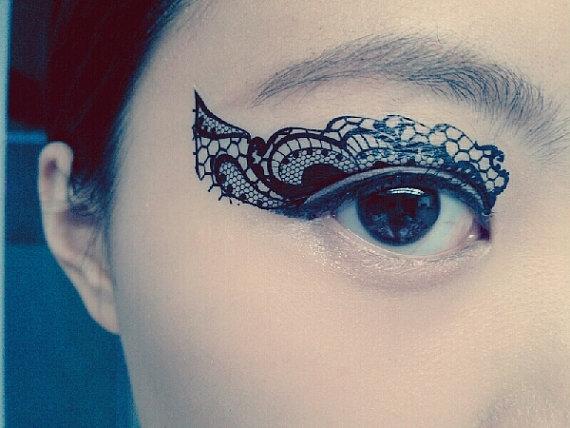 Temporary eye