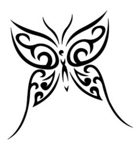 как нарисовать красивые татуировки