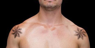 Значение татуировок звезда на плече